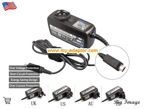ICONIA TAB A701 Laptop AC Adapter, ACER 12V-1.5A-ICONIA TAB A701 Power Adapter, ICONIA TAB A701 Laptop Battery Charger