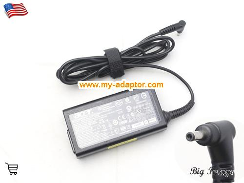 W700-33224G06AS Laptop AC Adapter, ACER 19V-3.42A-W700-33224G06AS Power Adapter, W700-33224G06AS Laptop Battery Charger