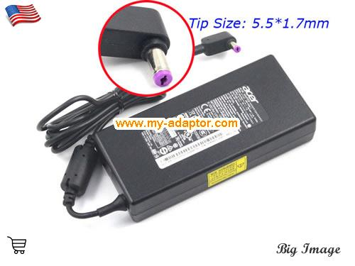 NITRO 5 AN515-51 Laptop AC Adapter, ACER 19V-7.1A-NITRO 5 AN515-51 Power Adapter, NITRO 5 AN515-51 Laptop Battery Charger
