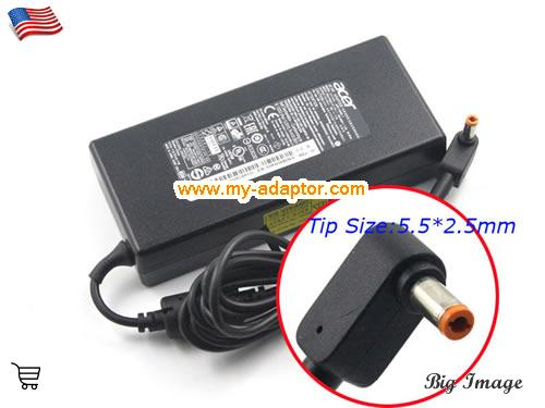 ASPIRE V15 NITRO VN7-591G-729V Laptop AC Adapter, ACER 19V-7.1A-ASPIRE V15 NITRO VN7-591G-729V Power Adapter, ASPIRE V15 NITRO VN7-591G-729V Laptop Battery Charger