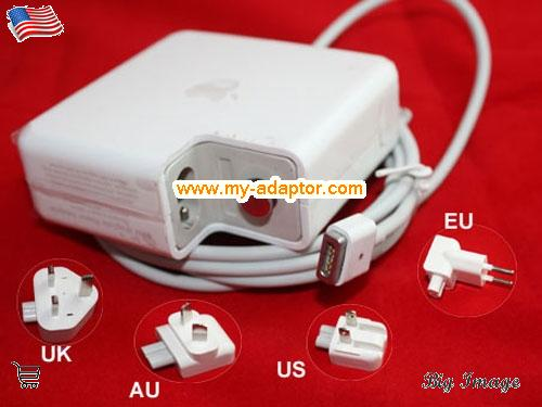 MA254LL/A Laptop AC Adapter, APPLE 16.5V-3.65A-MA254LL/A Power Adapter, MA254LL/A Laptop Battery Charger