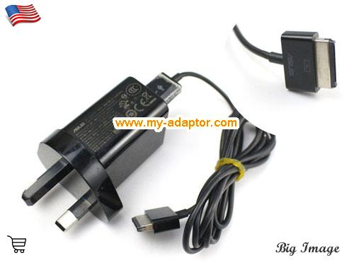 SL101 Laptop AC Adapter, ASUS 15V-1.2A-SL101 Power Adapter, SL101 Laptop Battery Charger