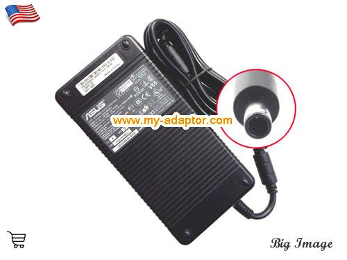W90VN Laptop AC Adapter, ASUS 19.5V-11.8A-W90VN Power Adapter, W90VN Laptop Battery Charger
