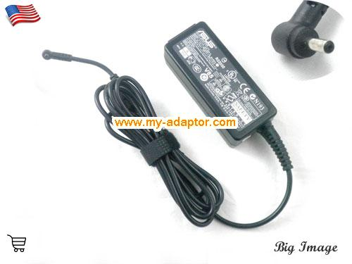 1201HA Laptop AC Adapter, ASUS 19V-1.58A-1201HA Power Adapter, 1201HA Laptop Battery Charger