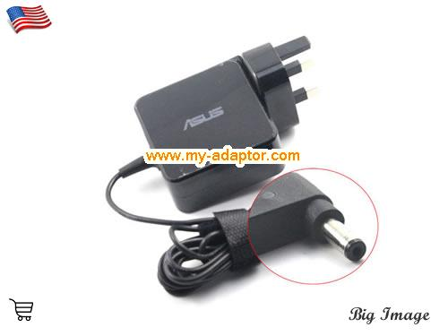S200L Laptop AC Adapter, ASUS 19V-1.75A-S200L Power Adapter, S200L Laptop Battery Charger