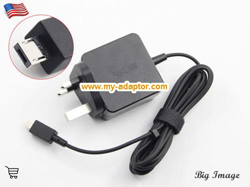 ADP-33AW A Laptop AC Adapter, 19V 1.75A ADP-33AW A Power Adapter, ADP-33AW A Laptop Battery Charger