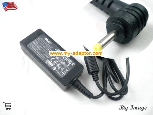 EEE PC Laptop AC Adapter, ASUS 19V-2.1A-EEE PC Power Adapter, EEE PC Laptop Battery Charger