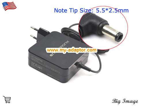 A53 Laptop AC Adapter, ASUS 19V-3.42A-A53 Power Adapter, A53 Laptop Battery Charger