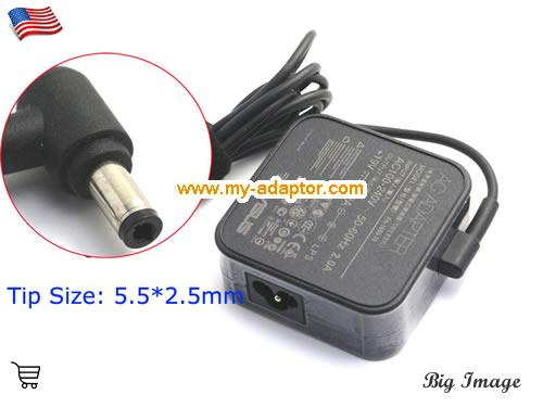 U5F Laptop AC Adapter, ASUS 19V-3.42A-U5F Power Adapter, U5F Laptop Battery Charger