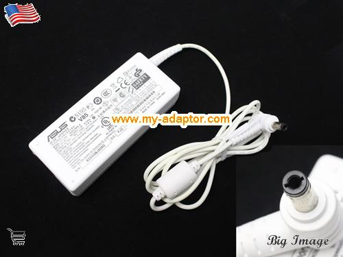 L2E Laptop AC Adapter, ASUS 19V-3.42A-L2E Power Adapter, L2E Laptop Battery Charger