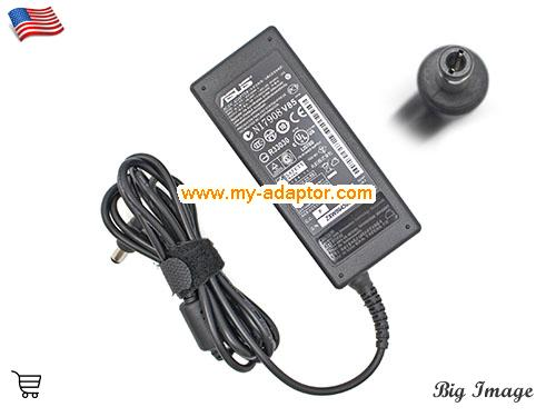 A8E Laptop AC Adapter, ASUS 19V-3.42A-A8E Power Adapter, A8E Laptop Battery Charger