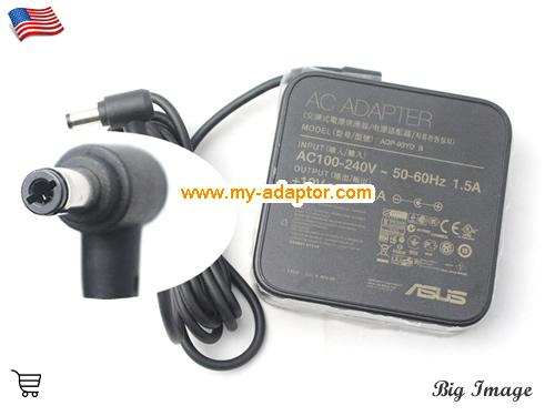 X750JA-TY008H Laptop AC Adapter, ASUS 19V-4.74A-X750JA-TY008H Power Adapter, X750JA-TY008H Laptop Battery Charger