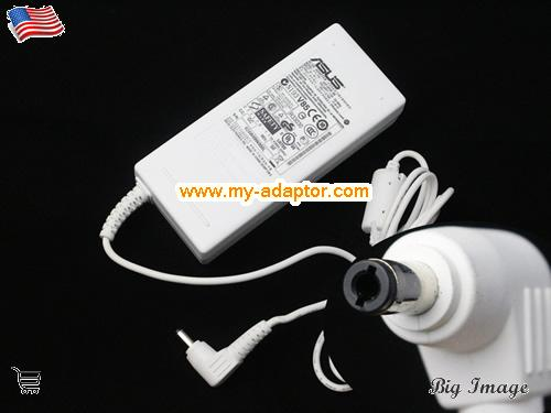 W2V Laptop AC Adapter, ASUS 19V-4.74A-W2V Power Adapter, W2V Laptop Battery Charger