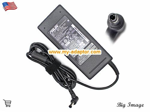 K43E-VX123 Laptop AC Adapter, ASUS 19V-4.74A-K43E-VX123 Power Adapter, K43E-VX123 Laptop Battery Charger