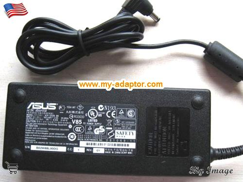 G95 Laptop AC Adapter, ASUS 19V-6.3A-G95 Power Adapter, G95 Laptop Battery Charger