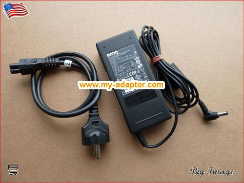 S43 Laptop AC Adapter, BENQ 19V-4.74A-S43 Power Adapter, S43 Laptop Battery Charger