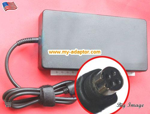 FPCAC284 Laptop AC Adapter, 19.5V 16.9A FPCAC284 Power Adapter, FPCAC284 Laptop Battery Charger