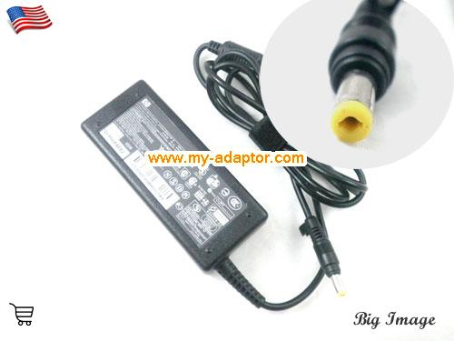 LPACQ3 Laptop AC Adapter, 18.5V 3.5A LPACQ3 Power Adapter, LPACQ3 Laptop Battery Charger