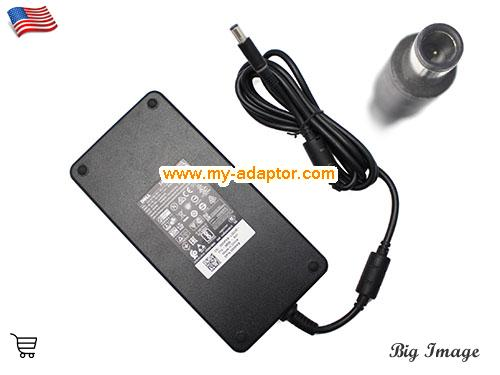 P11E001 Laptop AC Adapter, DELL 19.5V-12.3A-P11E001 Power Adapter, P11E001 Laptop Battery Charger