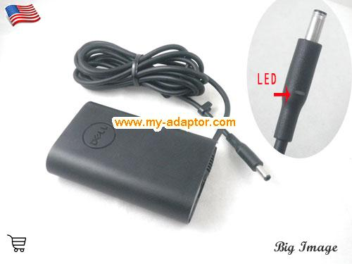 XPS 13 Laptop AC Adapter, DELL 19.5V-2.31A-XPS 13 Power Adapter, XPS 13 Laptop Battery Charger