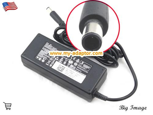 Y807G Laptop AC Adapter, 19.5V 4.62A Y807G Power Adapter, Y807G Laptop Battery Charger