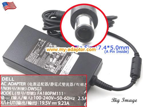 PRECISION M4700 Laptop AC Adapter, DELL 19.5V-9.23A-PRECISION M4700 Power Adapter, PRECISION M4700 Laptop Battery Charger
