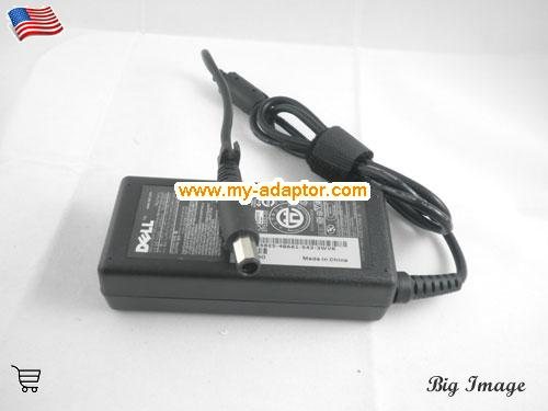 LATITUDE D600 Laptop AC Adapter, DELL 19V-3.34A-LATITUDE D600 Power Adapter, LATITUDE D600 Laptop Battery Charger