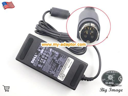 0R0423 Laptop AC Adapter, DELL 20V-4.5A-0R0423 Power Adapter, 0R0423 Laptop Battery Charger