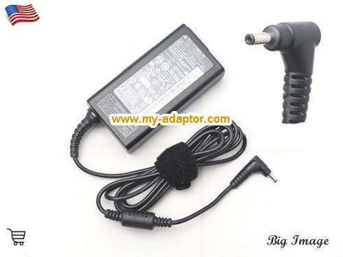 W700-323C4G06AS Laptop AC Adapter, ACER 19V-3.42A-W700-323C4G06AS Power Adapter, W700-323C4G06AS Laptop Battery Charger