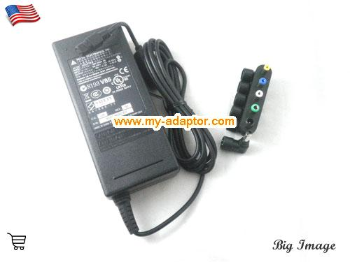 F8 Laptop AC Adapter, DELTA 19V-4.74A-F8 Power Adapter, F8 Laptop Battery Charger