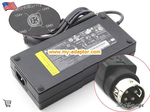 7611 Laptop AC Adapter, DELTA 24V-6.25A-7611 Power Adapter, 7611 Laptop Battery Charger