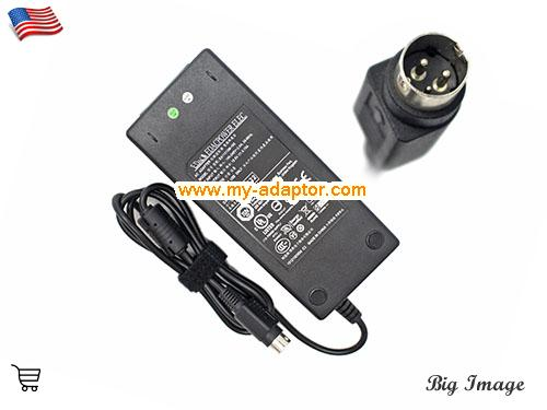 USA EDAC EA11003F-19S AC Adapter 120W