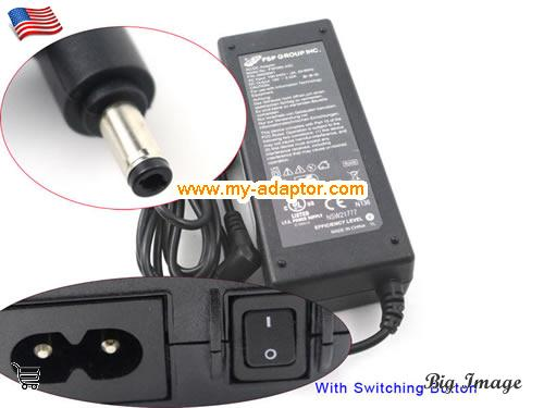 AKOYA E7216 Laptop AC Adapter, 19V 3.42A AKOYA E7216 Power Adapter, AKOYA E7216 Laptop Battery Charger