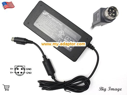 SG-300-10PP Laptop AC Adapter, FSP 54V-1.67A-SG-300-10PP Power Adapter, SG-300-10PP Laptop Battery Charger