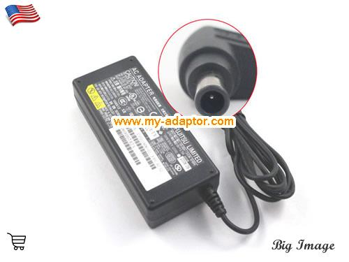 FMV-BIBLO LOOX Q70UN Laptop AC Adapter, FUJITSU 16V-3.75A-FMV-BIBLO LOOX Q70UN Power Adapter, FMV-BIBLO LOOX Q70UN Laptop Battery Charger