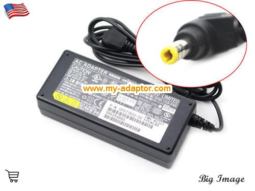 FMV-LIFEBOOK 718NU4 Laptop AC Adapter, FUJITSU 19V-3.37A-FMV-LIFEBOOK 718NU4 Power Adapter, FMV-LIFEBOOK 718NU4 Laptop Battery Charger