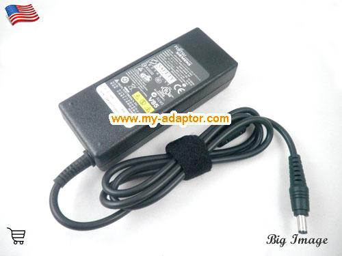 SIEMENS AMILO A1645 Laptop AC Adapter, FUJITSU 20V-4.5A-SIEMENS AMILO A1645 Power Adapter, SIEMENS AMILO A1645 Laptop Battery Charger