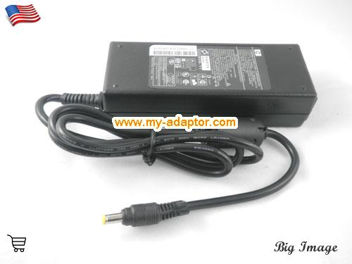 PPP014S Laptop AC Adapter, 18.5V 4.9A PPP014S Power Adapter, PPP014S Laptop Battery Charger