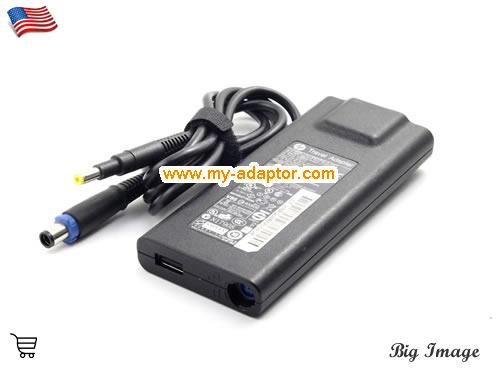 677770-002 Laptop AC Adapter, 19.5V 4.62A 677770-002 Power Adapter, 677770-002 Laptop Battery Charger