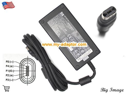 ZD8237EA Laptop AC Adapter, HP 19V-9.5A-ZD8237EA Power Adapter, ZD8237EA Laptop Battery Charger