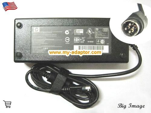 PPP017H Laptop AC Adapter, 24V 5A PPP017H Power Adapter, PPP017H Laptop Battery Charger