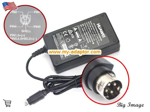 VPC600 Laptop AC Adapter, HUAWEI 12V-5A-VPC600 Power Adapter, VPC600 Laptop Battery Charger
