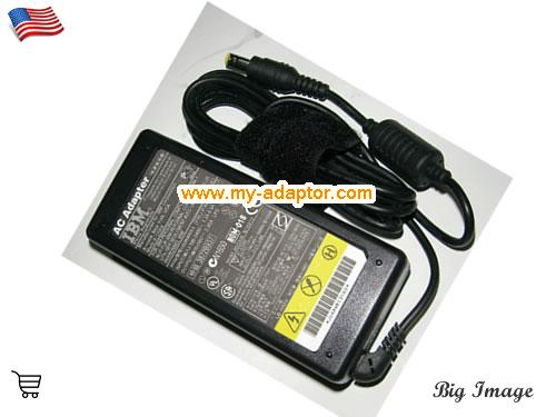 02K6543 Laptop AC Adapter, 19V 3.16A 02K6543 Power Adapter, 02K6543 Laptop Battery Charger