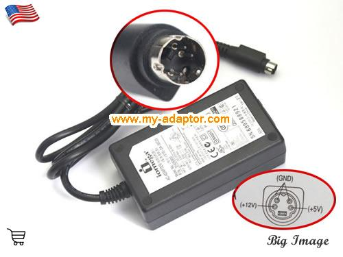 IOMEGA USA GENUINE Iomega Western Digital WD 4Pin Adapter APD 31426900 DA-30C03 689588921 5V 12V 1.5A  Laptop AC Adapter Power Adapter Laptop Battery Charger