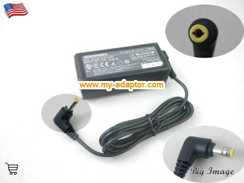 UL30A-X5 Laptop AC Adapter, KOHJINSHA 19V-2.1A-UL30A-X5 Power Adapter, UL30A-X5 Laptop Battery Charger