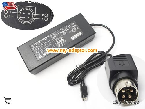L23W10 Laptop AC Adapter, LISHIN 24V-5.42A-L23W10 Power Adapter, L23W10 Laptop Battery Charger