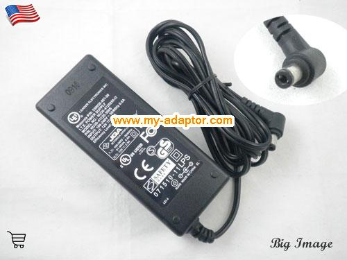 T3000 Laptop AC Adapter, LEI 12V-2.5A-T3000 Power Adapter, T3000 Laptop Battery Charger