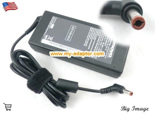 Y460 Laptop AC Adapter, LENOVO 19.5V-6.16A-Y460 Power Adapter, Y460 Laptop Battery Charger