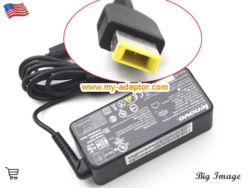X240S Laptop AC Adapter, LENOVO 20V-2.25A-X240S Power Adapter, X240S Laptop Battery Charger