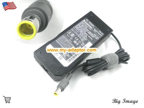 W51 Laptop AC Adapter, LENOVO 20V-6.75A-W51 Power Adapter, W51 Laptop Battery Charger